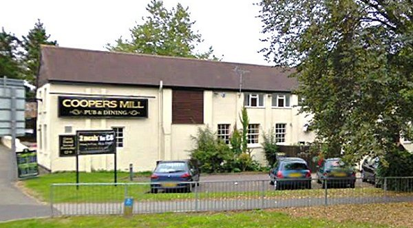 An a to z of yeovil 39 s history for Coopers mill