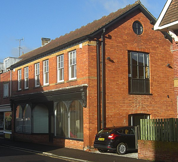 Light Shop Kingston Road: An A-to-Z Of Yeovil's History